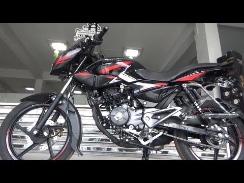 NEW BAJAJ PULSAR 135LS BS IV AHO WALK AROUND REVIEW