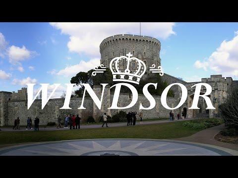 VLOG - Travelling to Royal Windsor & Eton