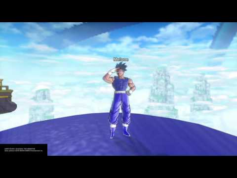 I'm making a army/faction and they want you/Xenoverse 2