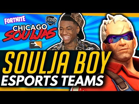 Overwatch | SOULJA BOY OW TEAM + Contenders News & Next EVENT thumbnail