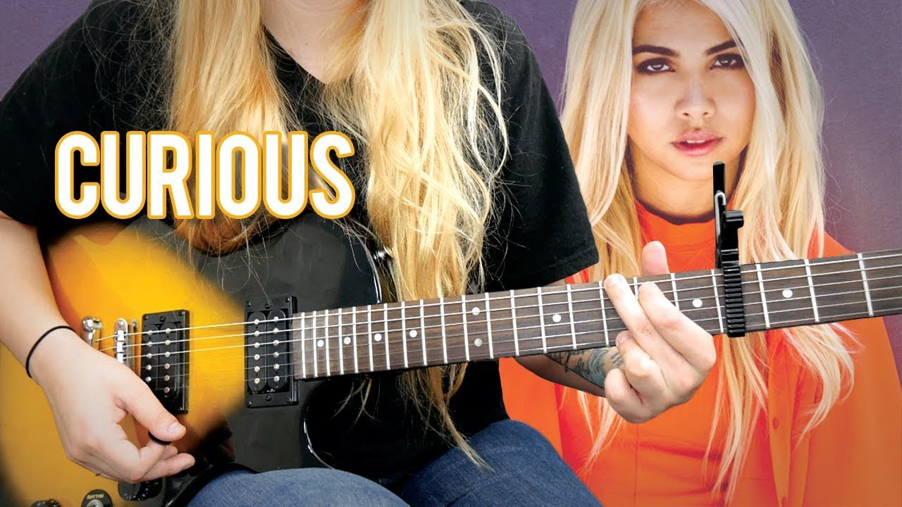 Curious Hayley Kiyoko Beginner Guitar Tutorial Youtube
