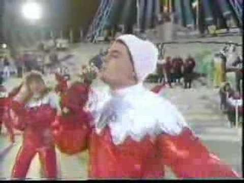Closing Ceremonies - Calgary Olympics 1988