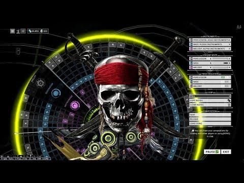 Warframe Mandachord: Pirates of the Caribbean Edition