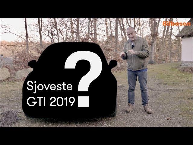 GTI-battle: Se de sjoveste (og de mest mislykkede) GTI'er 2019
