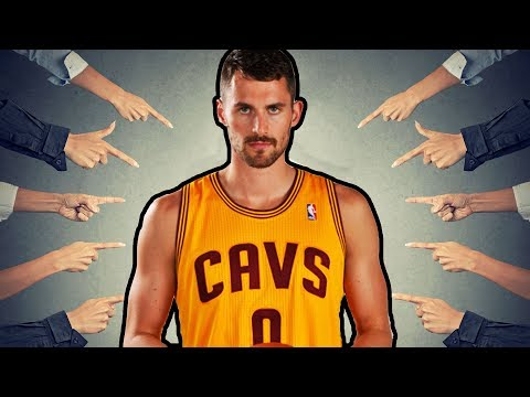 Cavaliers Start Pointing Fingers At Kevin Love