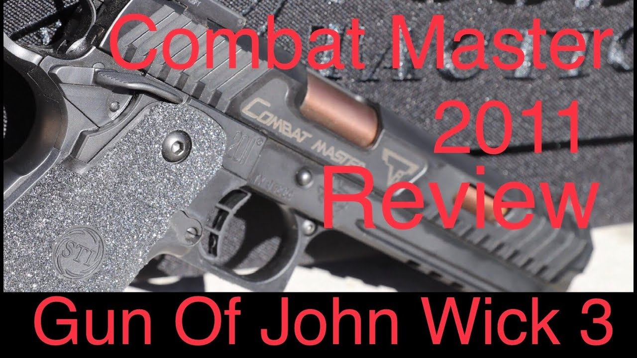 TTI 2011 Combat Master Review By Nils Jonasson