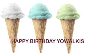 Yowalkis   Ice Cream & Helados