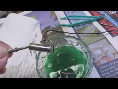 DIY Nickel Plating at home