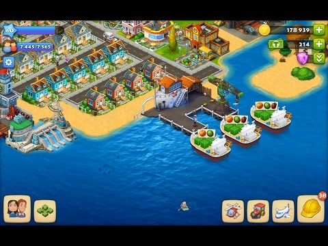 Township Level 60 Update 28 HD 1080p