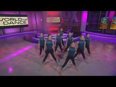 Meet the Crazy 8s: A dance group of girls from Anaheim Hills