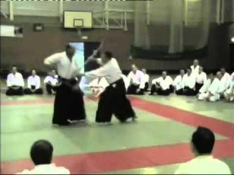 Aikido - Nakazono Memorial Event 2007