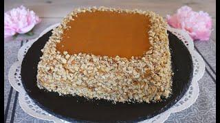 В такую жару духовку включать не хочу Вкуснейший торт без выпечки
