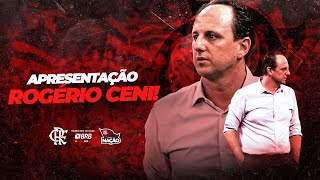 Apresentação de Rogério Ceni AO VIVO na FlaTV