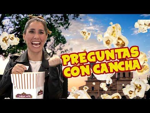 Preguntas con Cancha: Patricia Barreto