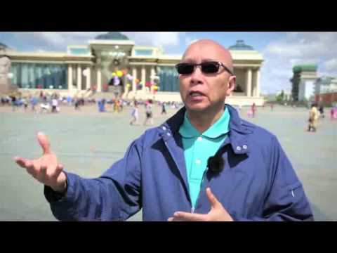 Dr. Soe Nyunt U - World Health Organization. Air Pollution in Ullaanbaatar .