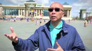 Dr Soennyuntu - World Health Organization. Air Pollution in Ullaanbaatar