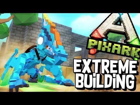 HOW TO BUILD... EXTREME EDITION! - PixARK #3
