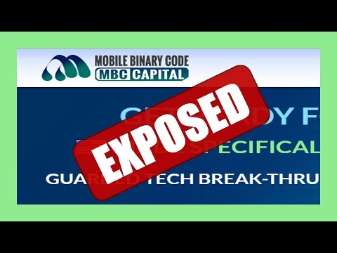 Mobile Binary Code   Is Mobile Binary Code App Legit? Cobalt Code EXPOSED!: Mobile Binary Code Review - http://Infiniteleadsforlife.com - Mobile Binary Code Legit? Mobile Binary Code EXPOSED!!  Mobile Binary Code is a binary trading system that allows you to trade and earn... Its supposedly really simple and anyone can do it.. I wish that was the case..Mobile Binary Code is really know different than any binary options system that hits the clicksure marketplace.. which is usually about 15 products lauches just in binary options each month.. Sometimes way more..  Mobile Binary Code claims to be free.. but it actually cost $250 to get started.. You deposit that $250 into a brokers fund.. and then a $200 commission will be released to the person that refereed you to Cobalt Code... most people arn't aware of that...   Aside from these facts.. Trading in binary options is RISKY.. I would not recommend it myself because it is not regulated.. so if you deposit your money.. don't expect a refund because it won't happen.. !  You will not get access to any training or guidance once you get into the system and even then there is going to be MORE upsells..! Just trying to squeeze as -much money out of you as possible.. which is a cruel marketing method.. another reason why I don't recommend it. Also there is no sustainable way to earn with these systems because its completely out of your control and you can lose all your money really quickly.. kinda like gambling.. ! CHECK OUT THE RISKS of Mobile Binary Code - http://www.cftc.gov/PressRoom/PressReleases/fraudadv_binaryoptions  So if you are looking for something different then Mobile Binary Code then you may want to check out the free system that I use to earn.. every single day.. ! ITS FREE and anyone can do it! - http://Infiniteleadsforlife.com  Mobile Binary Code Review   Is Mobile Binary Code App Legit? Cobalt Code EXPOSED! -   KEYWORDS/  Mobile Binary Code    Mobile Binary Code  App Review   Binary Trading   binary options