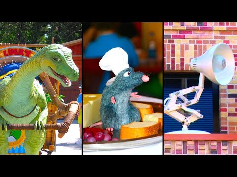 Top 5 Extinct Disney Animatronic Attractions! & Holiday Giveaway