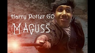 Maguss - O Novo Harry Potter GO