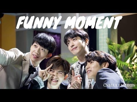 CNBLUE Funny Moments PART 1 (Do Not Reupload)