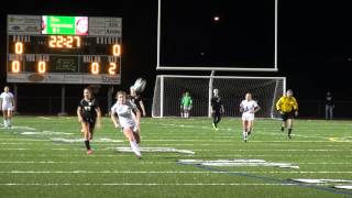 2015 Girls Soccer: Royal vs Oakpark