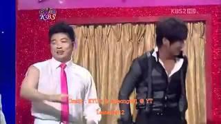 SS501 Kim Kyu Jong Gag Concert cut!