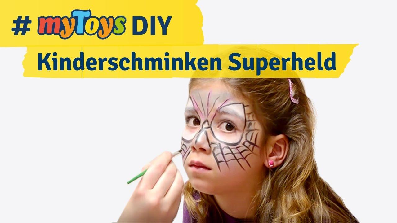 Kinderschminken Anleitungen Ideen Fur Karneval