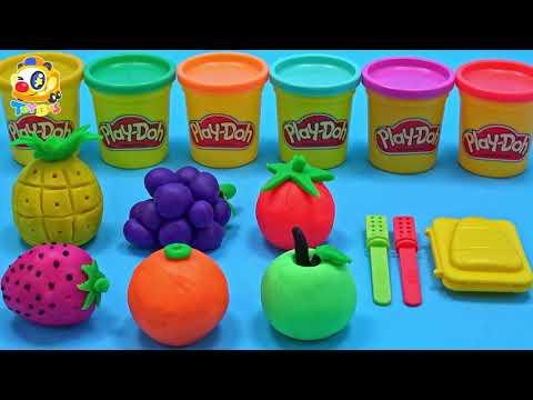 英語で色と数字を楽しく学ぶ❤トイバス(ToyBus) キッズ おもちゃアニメ