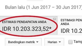Gaji Pertama 10jt dari YouTube? | Transfer Via Rekening bank BNI