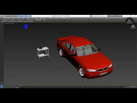 3Ds Max  - Creative Online Courses - دورة تعليم ثري دي ماكس