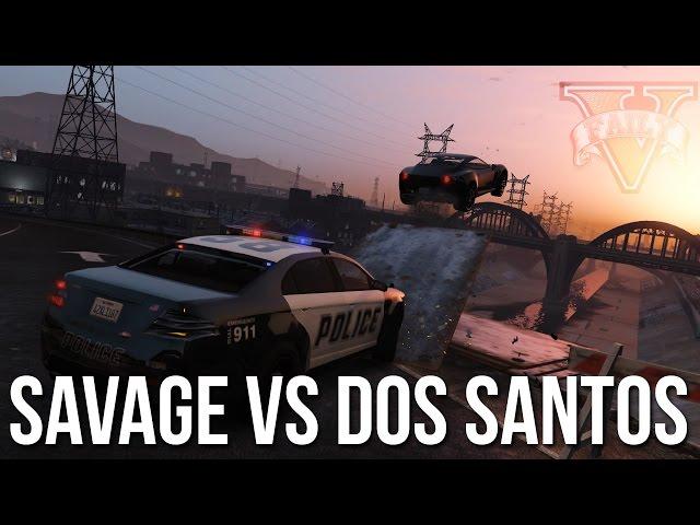 L'affaire Dos Santos la suite ...  FailyV - GTA V RP