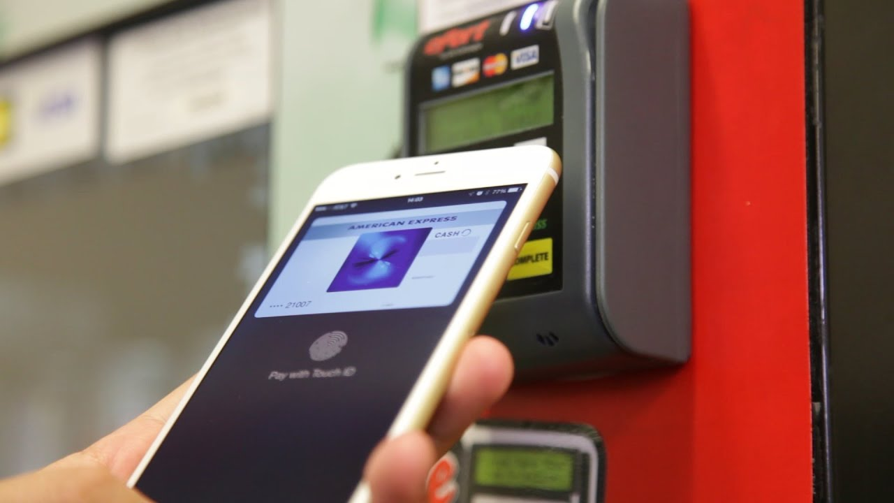 How To Use Apple Pay On Your iPhone 6