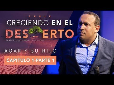 DIOS TE DARA VISION EN TU DESIERTO- Pastor Juan Carlos Harrigan