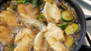 Toasty Chicken Sprout Cooking / British Chicken Sprout Cooking