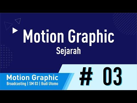 #03  Sejarah Motion Graphic