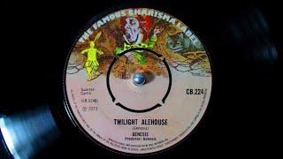 "Genesis ""Twilight Alehouse"" B-side to I Know What I Like Single 45 RPM Vinyl"