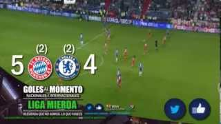 Bayern Munich vs Chelsea (5) 2-2 (4) Golas & Highlights 30/08/2013 FINAL SuperCopa de Europa
