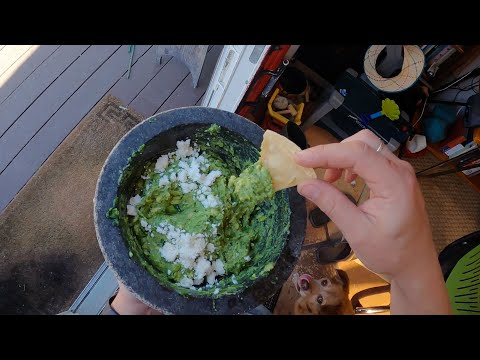 How to Make Real Guacamole; Kenji's Cooking Show
