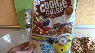 2015 Minions Movie Nestle Surprise Toys in Cereal Promo Pack Set 2 Opening Sorpresa 迷你小兵