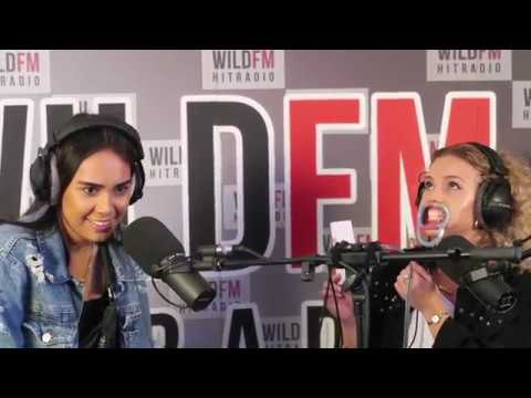 LIVE @WILD FM RADIO!! VLOG #16