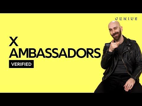 "X Ambassadors ""JOYFUL"" Official Lyrics & Meaning | Verified"