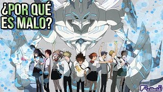 ¿Por qué Digimon Adventure Tri es malo? (Análisis Final)