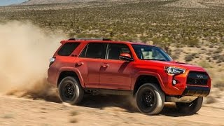 toyota 4runner 2016 changes design engine review