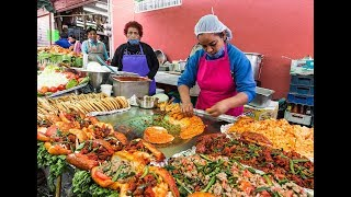 Street Food Vendors in Action mexican  YouTube