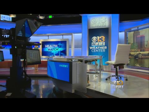Presenting The Future: WJZ-TV Premieres New Set, Graphics
