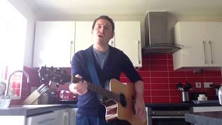 Dido - See The Sun (Cover by S J Denney - Live from The Kitchen) 19.05.17