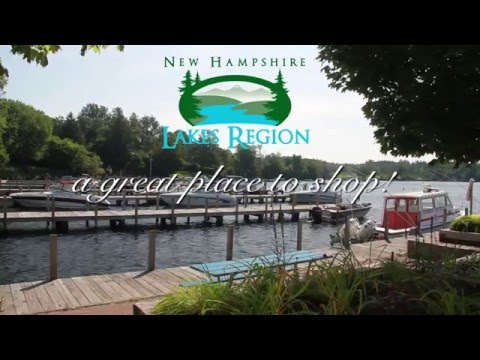 Lakes Region of New Hampshire - Tax Free Shopping