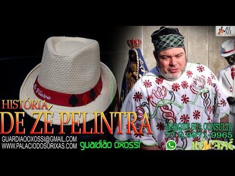 HISTORIA DE ZÉ PILINTRA-GUARDIÃO OXOSSÍ