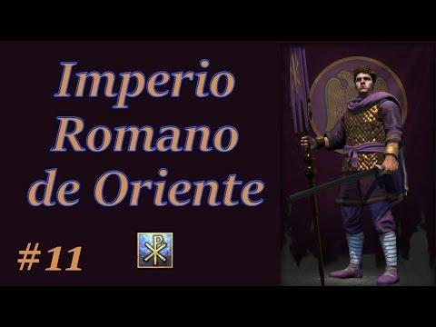 Attila | Total War | Gran campaña | Imperio Romano de Oriente | 11 | Poder Garamante